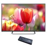 """Téléviseur LED 39"""" (99 cm) 16/9 - 1366 x 768 pixels - Tuner TNT HD et Câble - HDTV - 50 Hz - Mode hôtel + Kit Smart TV (Android 4.1)"""