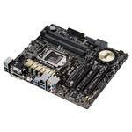Carte mère Micro ATX Socket 1150 Intel Z97 Express - SATA 6Gb/s - M.2 - USB 3.0 - 1x PCI-Express 3.0 16x + 1x PCI-Express 2.0 16x