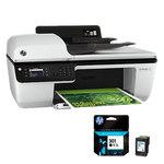 Imprimante Multifonction jet d'encre couleur 4-en-1 (USB 2.0) + Cartouche d'encre noire