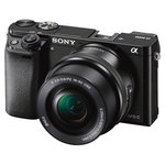"Appareil photo hybride 24.3 MP - Ecran LCD 3"" - Vidéo Full HD - Wi-Fi - NFC"