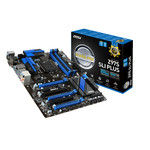 Carte mère ATX Socket 1150 Intel Z97 Express - SATA 6Gb/s - M.2 - USB 3.0 - 3x PCI-Express 3.0 16x