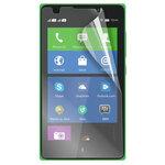 Lot de 2 films de protection écran pour Nokia XL