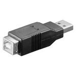 Adaptateur USB 2.0 type A mâle / type B femelle