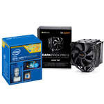 Processeur Quad Core Socket 1150 Cache L3 8 Mo Intel HD Graphics 4600 0.022 micron (version boîte - garantie Intel 3 ans) + Ventilateur de processeur
