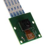 Caméra 5 Mégapixels pour carte Raspberry Pi (compatible toutes versions)