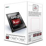 Processeur Quad Core socket FM2+ Cache L2 4 Mo Radeon R7 Series D 0.028 micron (version boîte - garantie constructeur 3 ans)