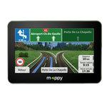 """GPS 24 pays d'Europe de l'Ouest Ecran 7"""" avec Guide du routard, TMC, et mise à jour à vie"""