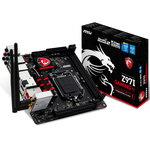 Carte mère mini ITX Socket 1150 Intel Z97 Express - SATA 6Gb/s - USB 3.0 - 1x PCI-Express 3.0 16x - 1x PCI-Express 2.0 16x