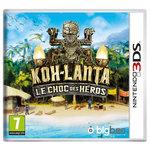 Koh-Lanta : Le choc des héros (Nintendo 3DS/2DS)