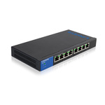 Switch Gigabit PoE+ 8 ports