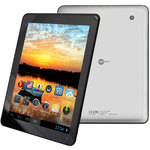 "Tablette Internet - ARM Cortex-A9 1.2 GHz 1 Go 8 Go 9.7"" 1024x 768 Wi-Fi N Webcam Play Store Android 4.2"