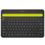 Clavier Bluetooth pour ordinateur, tablette et smartphone (AZERTY, Français)