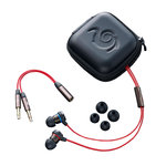 Ecouteurs intra-auriculaire avec micro intégré
