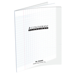Conquérant Cahier 96 pages 240 x 320 mm seyes grands carreaux  Incolore