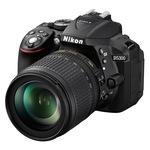 "Réflex Numérique 24.2 MP - Ecran 3.2"" - Vidéo Full HD + Objectif AF-S DX NIKKOR 18-105mm f/3.5-5.6G ED VR"