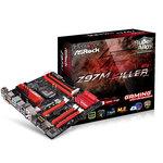 Carte mère Micro ATX Socket 1150 Intel Z97 Express - SATA 6Gb/s - USB 3.0 - 2x PCI-Express 3.0 16x + 1x PCI-Express 2.0 16x