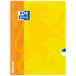 Oxford Open Flex Cahier 96 pages 24 x 32 cm Seyes grands carreaux Coloris aléatoires