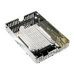 """Boîtier de montage dans baie 3.5"""" pour disque dur 2.5"""" SATA (HDD ou SSD)"""