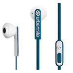 Écouteurs intra-auriculaires de type EarPods avec télécommande et micro intégrés