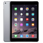 "Tablette Internet - Apple A8X 1.4 GHz 1 Go SSD 128 Go 9.7"" LED tactile Wi-Fi N/Bluetooth Webcam iOS 8"