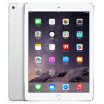"Tablette Internet 4G-LTE - Apple A8X 1.4 GHz 1 Go SSD 128 Go 9.7"" LED tactile Wi-Fi N/Bluetooth Webcam iOS 8"