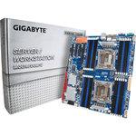 Carte mère E-ATX 2x Socket 2011-3 Intel C612 - SAS - M.2 - SATA 6Gb/s - 1x PCI Express 3.0 16x - 3x Gigabit LAN