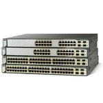 Switch 48 ports 10/100 + 2 ports Gigabit connectique SFP - montable sur rack