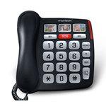 Téléphone filaire pour Senior