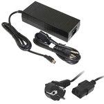 Adaptateur secteur 192 Watts pour alimentation picoPSU + Câble d'alimentation pour PC, moniteur et onduleur (1.8 m)