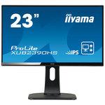 1920 x 1080 pixels - 5 ms - Format large 16/9 - Dalle IPS - Pivot - HDMI - Noir