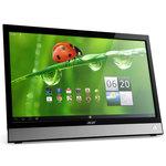 1920 x 1080 pixels - 8 ms - Format large 16/9 - Mode tablette Android - Webcam - Noir/Argent (Garantie constructeur 2 ans)