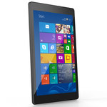 "Tablette Internet - Intel Atom Z3735G 1.8 GHz 1 Go 16 Go 8"" LED tactile Wi-Fi/Bluetooth/Webcam Windows 8.1"