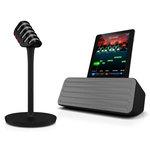 """Enceinte Bluetooth avec micro sans fil """"The Voice"""""""