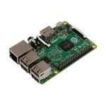 Carte mère avec processeur ARM Cortex-A7 Quad-Core - RAM 1 Go - VideoCore IV - RJ45 - HDMI - 4x USB 2.0