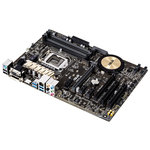 Carte mère ATX Socket 1150 Intel Z97 Express - SATA 6Gb/s - M.2 - USB 3.0 - 2x PCI-Express 3.0 16x