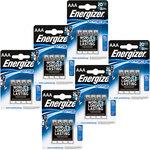 Pack de 24 piles AAA (LR03) au lithium à très hautes performances