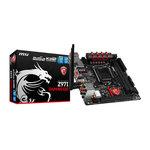 Carte mère mini ITX Socket 1150 Intel Z97 Express - SATA 6Gb/s - USB 3.0 - 1x PCI-Express 3.0 16x - WiFi AC et Bluetooth 4.1