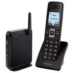 Téléphone sans-fil avec base pour VoIP compatible SIP