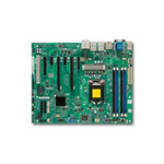 Carte mère ATX Socket 1155 Intel C216 -  2 x PCI Express 3.0 16x - 2x Gigabit LAN - 4x USB 3.0 - 2x SATA 6Gb/s