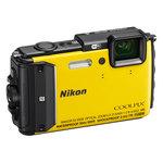 Appareil photo 16 MP Étanche - Zoom grand-angle 5x - Vidéo Full HD - GPS - Wi-Fi et GPS