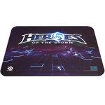 Tapis de souris gaming - souple - surface en tissu haute performance - base en gomme - format standard (320 x 270 x 2 mm) - édition limitée