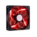 Ventilateur de boîtier 120 mm LED rouges