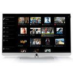 """Téléviseur LED 3D 4K 55"""" (140cm) 16/9 - 3840 x 2160 pixels - TNT, Câble et satellite HD - Wi-Fi - UHD 2160p - 200 Hertz"""