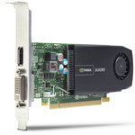 512 Mo DVI/DisplayPort - PCI Express (NVIDIA Quadro 410)