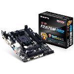 Carte mère micro ATX Socket FM2+ AMD A78 (Bolton D3) - SATA 6Gb/s - USB 3.0 - 1x PCI Express 3.0 16x