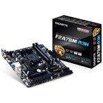 Carte mère micro ATX Socket FM2+ AMD A78 (Bolton D3) - SATA 6Gb/s - USB 3.0 - 2x PCI Express 3.0 16x