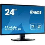 1920 x 1080 pixels - 6 ms - Format large 16/9 - HDMI - Noir