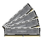 Kit Quad Channel RAM DDR4 PC4-19200 - BLS4C8G4D240FSB (garantie 10 ans par Crucial)