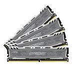 Kit Quad Channel RAM DDR4 PC4-19200 - BLS4C8G4D240FSB (garantie 10 ans par Crucial)