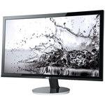2560 x 1440 pixels - 1 ms (gris à gris) - Format large 16/9 - DisplayPort - HDMI - Noir